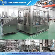 Automático carbonatadas bebidas máquinas de enchimento