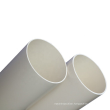 White Factory Outlet Super Hot Sale 50mm PVC Pipe For Water And Drainage
