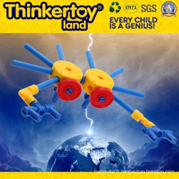 Jouet éducatif en plastique pour enfants