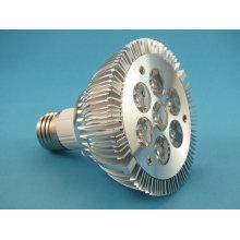 LED de alta potencia PAR30 6X1w Spotlight de la lámpara