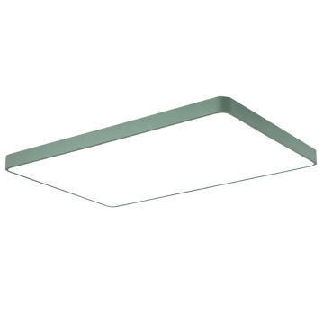 plafond de qualité rectangle 10w-45w led lumière 5000k