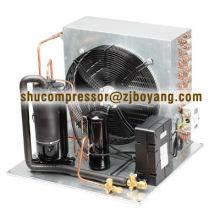chambre froide r404a r22 chambre froide hermétique réfrigération unité de condensation