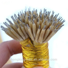 European Virgin Remy Hair Nano Hair Extensions