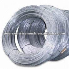 Fábrica de arame galvanizado / fio de ferro galvanizado / fio de ligação
