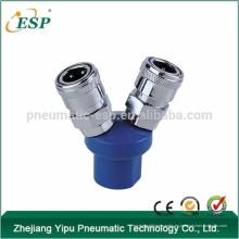 Sujetador rápido de alta calidad de succión hembra / macho flexible