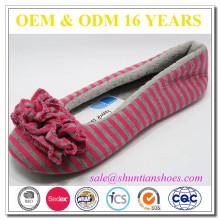 Oem Logo Cheap Simple Ballerina Slipper Brands