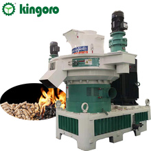 Biomass Pellet Making Machine Capacity 1 t/h 90kw