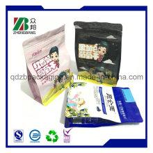 BOPP квадратный блок Bottom продовольственная сумка поли пластиковый пакет