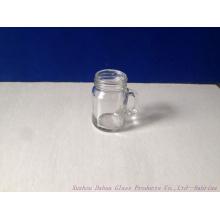100ml Small Glass Mason Jar with Handle Wholesale