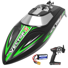 VOLANTEX RC High Speed brushless rc model boats RTR with Self-Righting & Reverse Function for adult and kids