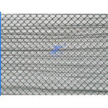 С ПВХ покрытием цепи ссылку сетка