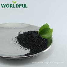 potassium fulvate shiny flake with fulvic and humic sprayer fertilizer