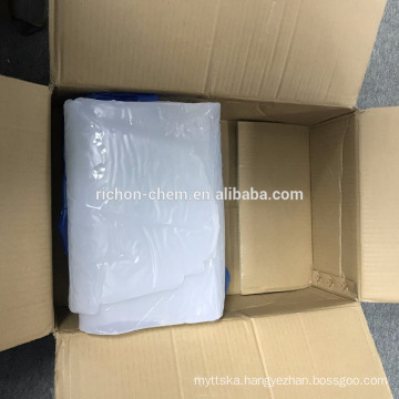 Manufacturer supply high quality raw material VMQ compound rubber silicon rubber silicon