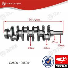 Коленчатый вал газового двигателя Yuchai G2500-1005001 для YC4G