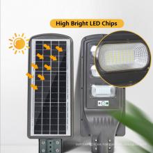 Farola solar de 120W