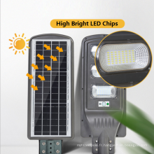 Lampadaires solaires 120W