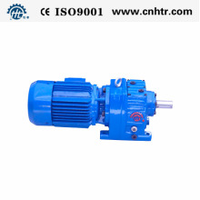 R Helical IEC Flange Gear Reducer / Gear Box