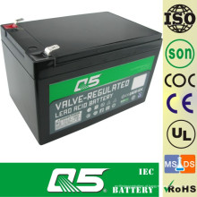 12V12AH Bateria solar GEL Battery Standard Products; Família Gerador solar pequeno