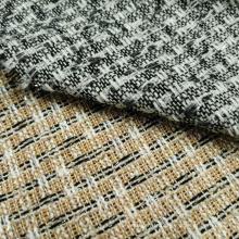 Design Boucle Fashion avec tissu Lurex