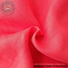 100% Tissu à linge en lin (QF13-0273)