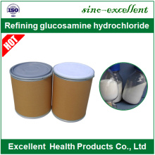Очистка гидрохлорида глюкозамина