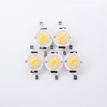 1W LED 3000K warmweiße LED 160lm 350mA