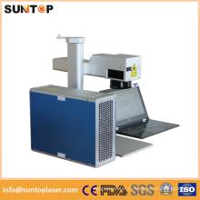 Нержавеющая сталь Цветная лазерная маркировочная машина / 20W Лазерная маркировочная машина для лазера