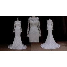 Щетка поезд свадебное платье вечернее платье