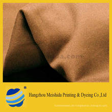 feste gefärbte Stretch / Spandex Baumwolle Twill Stoff 20x16 / 120x50
