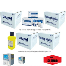 Hematología analizador reactivo médicos reactivos para analizador de sangre Perlong