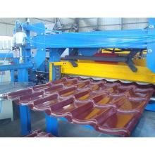 Spécifications de la machine de formage de toit