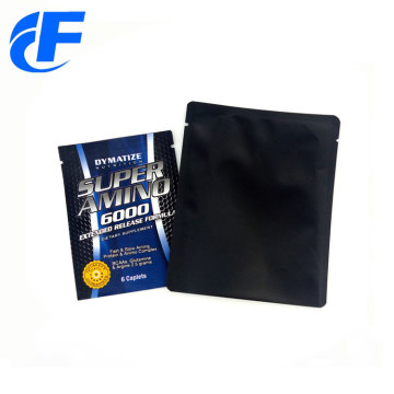 Child Smell Proof Tobacco Wraps Zipper Weed Bag