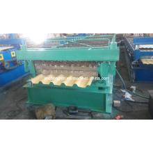 Rollformer aus Metall/Rollformer mit farbigen Stahlfliesen