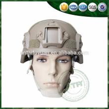 US high cut Military Ballistic Helmet NIJ IIIA