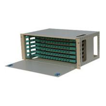 OEM / ODM 8 ports Patch Panel / 48 ports Patch Panel, 12 ports muraux montés sur panneau fabrication chinoise