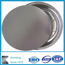 Aluminum Foil Containers with Paper Lid