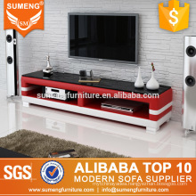 modern chinese living room furniture sets glass pvc tv stand