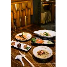 Prato de molho de melamina / prato lateral / melamina prato de jantar (atta71-04)