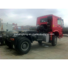Caminhão completo da movimentação do reboque do caminhão do trator 6X6 e 4X4 da movimentação