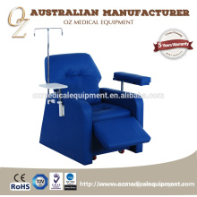 CE Clinic Blood Drawing Chair Blood Transfusion Donation Couch
