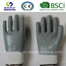 Vollständig nitrilbeschichtete Arbeitshandschuhe (SL-N120)