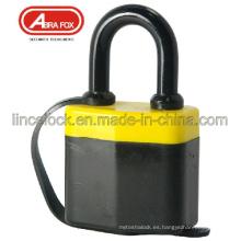 Candado de acero resistente a la intemperie (608)