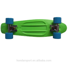"""hot selling high quality 22"""" plastic skateboards with the lowest price"""