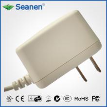 Adaptador de corriente de 6 vatios / 6 vatios con pin para dispositivos móviles, decodificadores, impresoras, ADSL, audio y video o electrodomésticos
