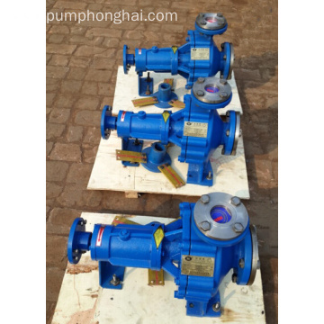 horizontal hot thermal oil transfer pump