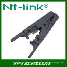 Universal stripper e cutter para condutor de cabo UTP / STP
