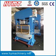 Hpb-580 / 30t pequena máquina de dobramento de chapa de aço hidráulica