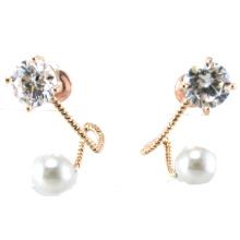 Nouvelle conception pour bijoux en argent sterling 925 en perle de perle (E6536)