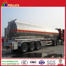 Air Brake System )Fuel Transport Truck and Trailer Aluminium Tank