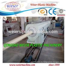 Exportación de mercado de Rusia de la pipa del PVC que hace la máquina línea